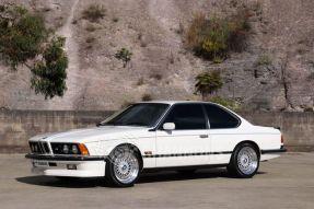 1986 BMW M635 CSi