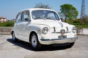 1961 Abarth Fiat 850