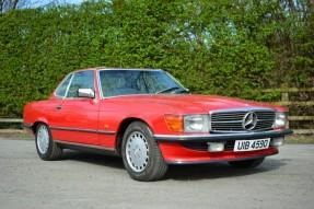 1987 Mercedes-Benz 300 SL