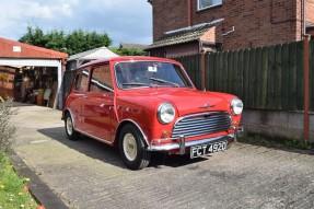 1964 Mini 850
