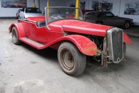 1952 Jaguar Mk VII