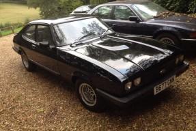 1984 Ford Capri