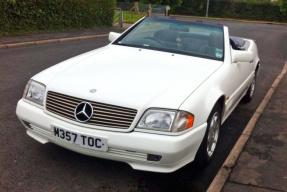 1993 Mercedes-Benz SL 280