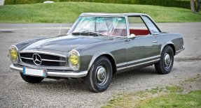 1967 Mercedes-Benz 250 SL