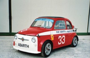 1970 Abarth Fiat 695