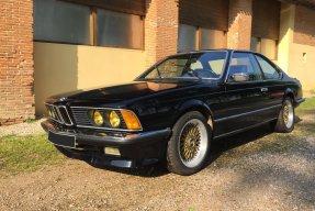 1983 BMW 628 CSi
