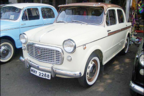 c. 1959 Fiat 1100