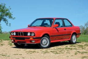 1989 BMW 325 iX