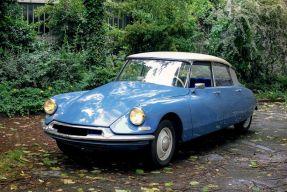 1961 Citroën ID