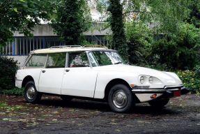1972 Citroën DS