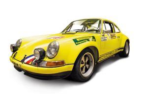 1970 Porsche 911 S/T