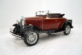 1931 Chevrolet Confederate