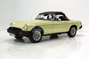 1979 MG MGB Roadster