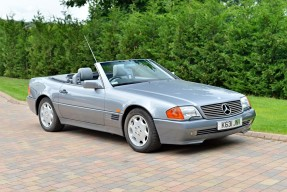 1992 Mercedes-Benz 300 SL