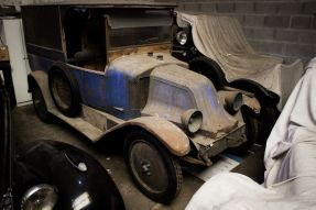 1921 Renault Type II