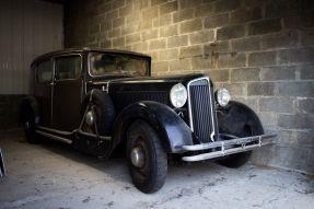 1931 Renault Nervastella