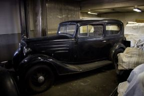 1934 Chevrolet Six