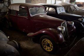 1939 Citroën 7C