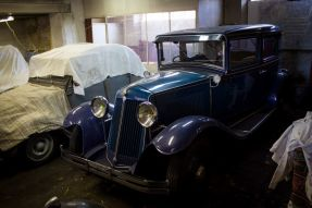 1930 Renault Vivastella