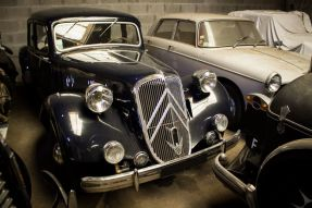 1952 Citroën 15/6