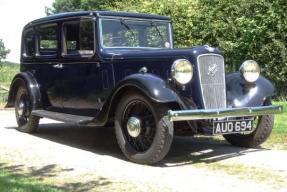 1935 Austin 18
