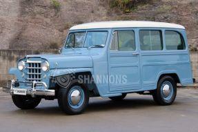 1951 Willys Overland