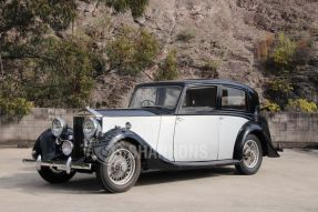 1938 Rolls-Royce 25/30hp