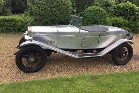 1924 Alvis 12/50