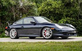 2005 Porsche 911 GT3