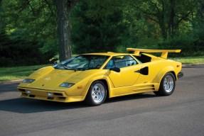 1988 Lamborghini Countach LP5000 Quattrovalvole