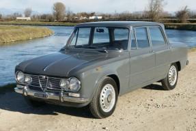 1963 Alfa Romeo Giulia