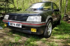 1986 Peugeot 205