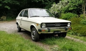 1976 Audi 50