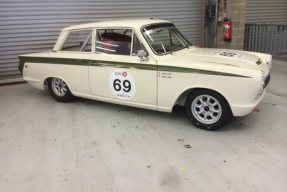 1964 Ford Lotus Cortina