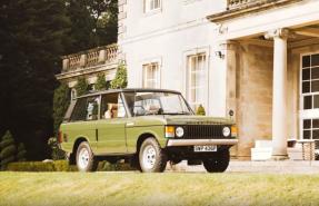 1975 Land Rover Range Rover