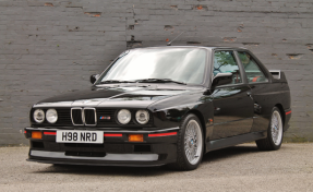 1990 BMW M3 Sport Evolution