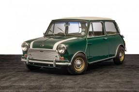 1969 Mini Cooper S