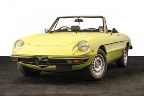 1980 Alfa Romeo Spider