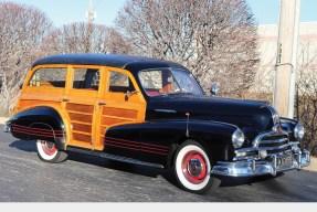 1947 Pontiac Streamliner