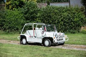 1989 Mini Moke