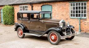 1929 Willys-Knight Model 70B