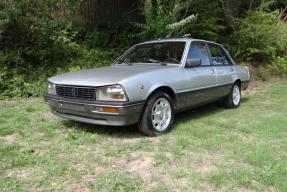 1985 Peugeot 505