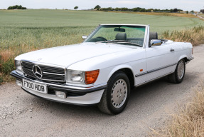 1988 Mercedes-Benz 300 SL