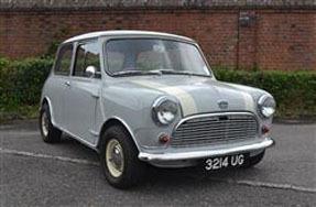 1960 Austin Seven Mini