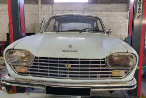1973 Peugeot 204