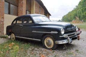 1953 Ford Vedette