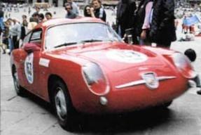 1957 Abarth Fiat 750