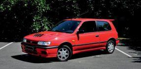 1992 Nissan Sunny GTi-R