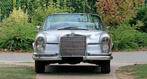 1962 Mercedes-Benz 220 SE Cabriolet