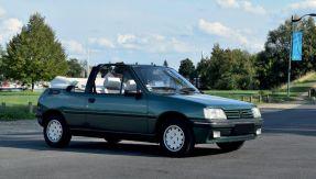 1992 Peugeot 205 Roland Garros Cabriolet